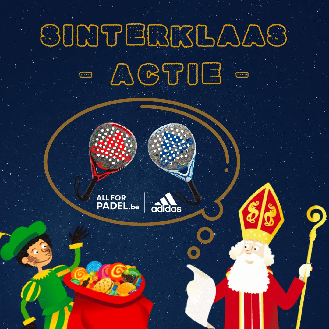 Sinterklaas adidas