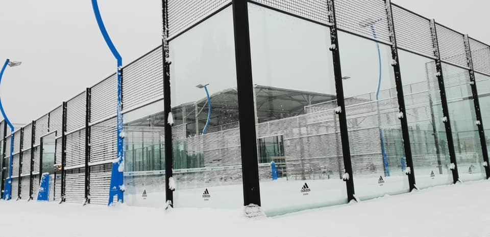 Tips for playing padel in winter