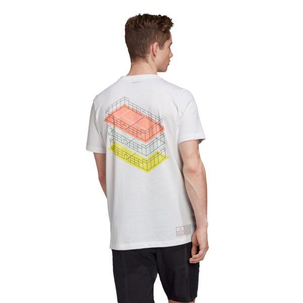 Padel Court Tshirt