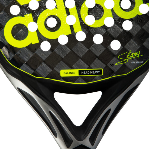 adipower attack racket Seba Nerone