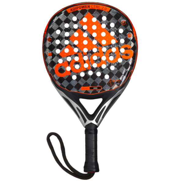 adipower control racket Alex Ruiz