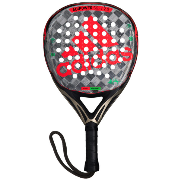 adipower soft racket galan
