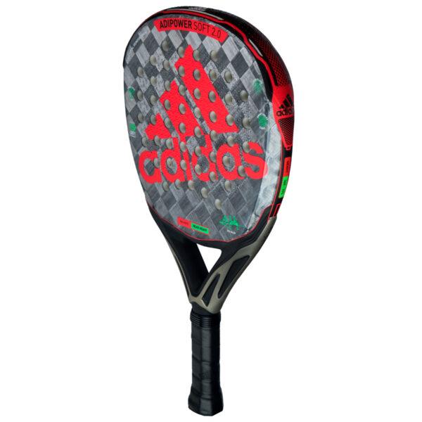 adipower soft racket galan