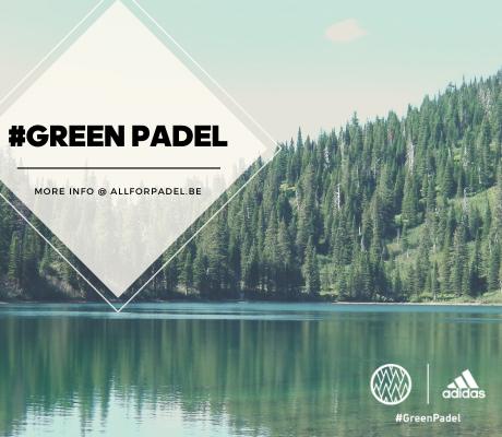 #Green Padel