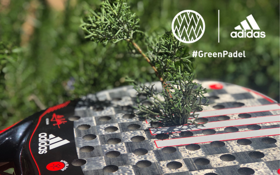 Green Padel, onze manier om 'danku' te zeggen