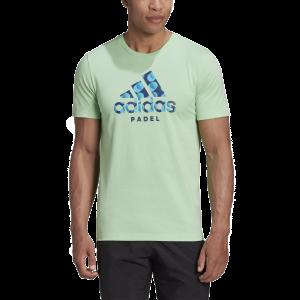 padel logo t-shirt