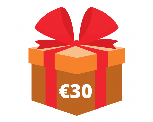 Cadeau 30euro