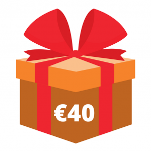 Cadeau 40euro