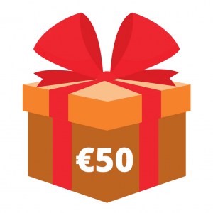 Cadeau 50euro
