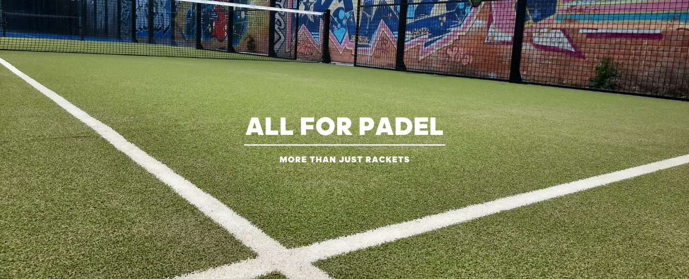 ALL FOR PADEL