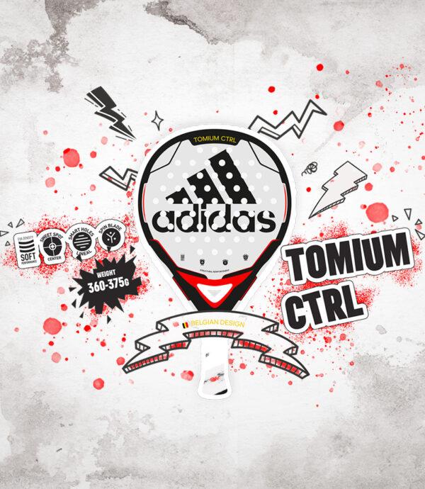 Tomium CTRL adidas padel